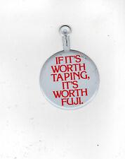Fuji Tape Promotional Pin - 1983