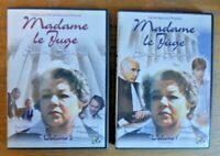 """DVD """"Madame Le juge"""" Feuilleton des années 1970 Simone Signoret"""