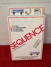 Sequence Travel Version Game Sealed Cards New