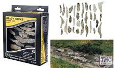 C1141 Woodland Scenics Creek Bed Ready Rocks