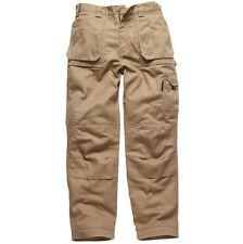 Dickies Eh26800 Eisenhower Kneepad Pocket Work Trousers Cordura Knee Men Grey 42 R