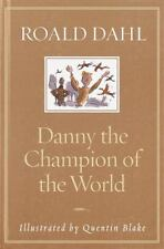 Danny the Champion of the World-ExLibrary