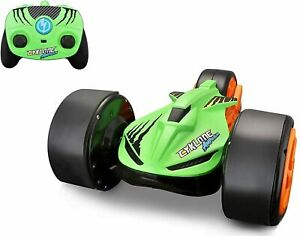 Maisto Tech Remote Control Car Cyklone Amphibian (Green/Black) RC Water Land