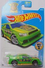 2016 Hot Wheels HW GAMES 9/10 Amazoom 232/250 (Green Version)