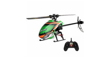 Eachine E130 2.4G 4CH 6-Axis Gyro Altitude Hold Flybarless RC Helicopter RTF - M