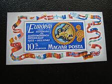 HONGRIE - timbre yvert et tellier bloc n° 119 n** (Z9) stamp hungary