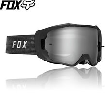 Fox VUE Goggles MTB Cycling Protective Eyewear - Black / One Size