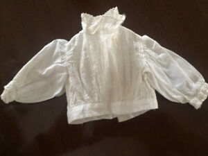 Antique Doll Clothes - 8 pieces