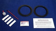 "Boston Acoustics 7"" / HD7 / HD-7 / CR8 / CR-8 Speaker Foam Surround Repair Kit"