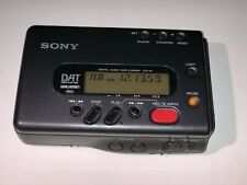 SONY TCD-D7 Portable Walkman DAT Recorder