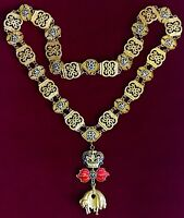 AUSTRIA-HUNGARY ORDER OF THE GOLDEN FLEECE WITH CHAIN