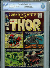 Thor Journey Into Mystery # 119 CBCS 6.5 1965 1st Ularic Warriors 3 Odidship +