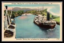 GP GOLDPATH: COLOMBIA POST CARD 1954 AIR MAIL _CV685_P11
