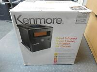 KENMORE  infrared room heater(Series 6000)