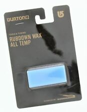 Burton Rub-Down Wax Yellow