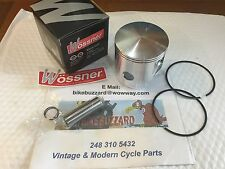 Kawasaki KX420 KX 420 STD Piston / Rings  / Pin Clips 13001-1075 13008-5030 NEW!