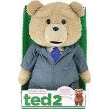 """Ted 2 - 16"""" Animated Plush Suit Outfit NEW"""