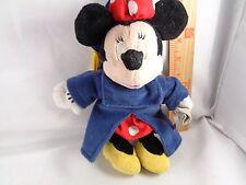 Disney Minnie Mouse Graduation Dress Diploma Plush Stuffed Animal Toy Doll
