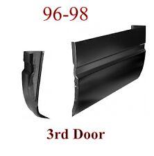 96 98 Chevy Cab Corner Set W/ 3rd Door, GMC Truck 0852-117 0852-114