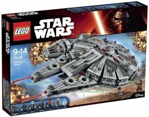 ★ LEGO STAR WARS 75105 / LE FAUCON MILLENIUM / NEUF ★