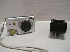 Sony Cyber-shot DSC-W150 8.1MP Digital Camera - Silver + 1GB