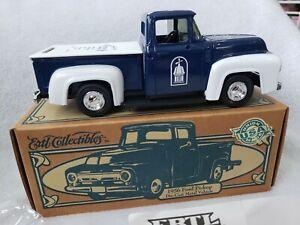 Ertl 1956 Ford Pickup Truck NEW Quakertown National Bank Pa 1/25 #2766 USA