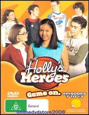 HOLLY'S HEROES (Episodes 7 - 13) AUSSIE Kids TV Series DVD (NEW SEALED) Hollys