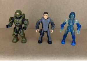 Mega Bloks Construx Halo Series UNSC Infinity new doll
