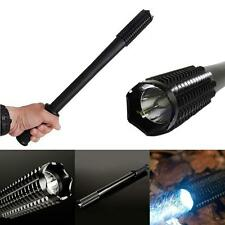 2200LM  Q5 LED Flashlight 18650 AAA Security Zoomable Long Torch 3 Modes NG