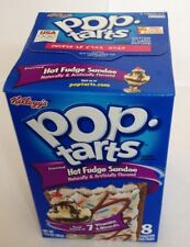 Pop tarts Hot Fudge Sundae Frosted 8 toaster pastries 400g