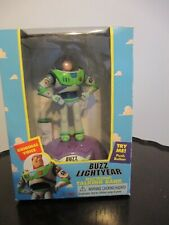 Toy Story Buzz Lightyear Disney Electronic Talking Bank NEW Thinkway Toys