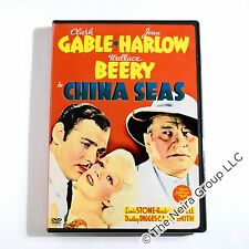 China Seas DVD New Clark Gable, Jean Harlow, Rosalind Russell, Wallace Beery