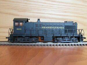 Atlas Limited Edition HO ALCO S-4, Pennsylvania RR Switcher Locomotive