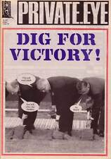 PRIVATE EYE 917 - 7 Feb 1997 - John Major - DIG FOR VICTORY!
