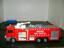 1:50 scale Fire Rescue Truck with working Led lights