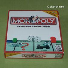 Unbespielt Neu Monopoly für 8 Spieler Euro-Version mit 10 Metallfiguren 1A Top!
