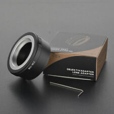 LEINOX Metal M42 to Sony E mount Adapter Screw Lens NEX A6000 A7 A7R A7II A7R3