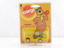 Corgi Junior 82 Yogi Bear yellow Auto Cartoon 1:66 OVP 1611-21-19