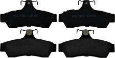 Disc Brake Pad Set-PSC Ceramic Disc Brake Pad Rear fits 2004 Pontiac GTO