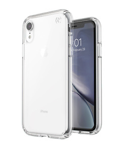 Speck Presidio Stay Clear Case Cover for iPhone XR CLEAR