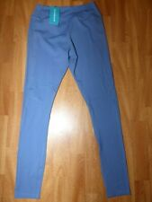 My Protein Fitness Tights/Sport Leggings Hose Gr M Pro-Tech Air Leggings Blau