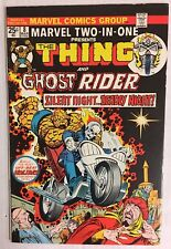 Marvel Two-In-One #8 (1975) Marvel VF/NM Thing Ghost Rider