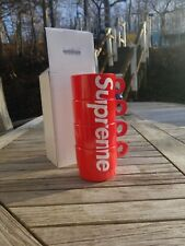 Brand New Supreme Stacking Cups