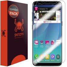 2x Skinomi TechSkin Screen Protector Galaxy S8 Plus (Case Friendly)