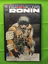 RONIN TPB (FN+)•1st Print•Collects #s 1-6 From 1983 FRANK MILLER Classic Series•