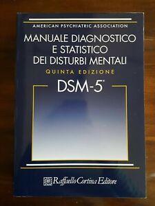 DSM-5 (MANUALE STATISTICO E DIAGNOSTICO DEI DISTURBI MENTALI)