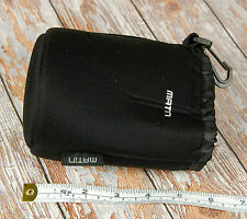 Matin 145mm Padded lens bottle  suit 18-55 28-70 28 - 80 all make standard zoom