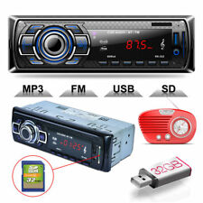 Auto Car Audio Stereo BTDVD CD MP3 Radio Player SD Input AUX FM Receiver