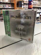 Final Fantasy Tactics (Greatest Hits) NTSC-USA PS1 PSX NUOVO SIGILLATO