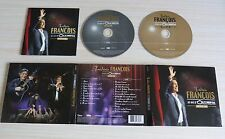 2 CD ALBUM DIGIPACK 30 ANS D'OLYMPIA FREDERIC FRANCOIS 21 TITRES 2014